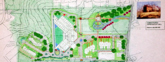 site plan Admith